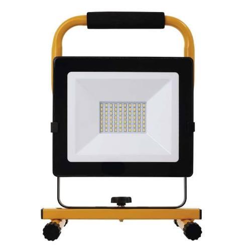 Reflektor LED prenosný 50W, neutrálna biela