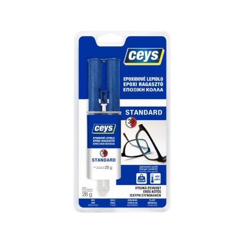 Epoxiceys štandard striekačka, 24 ml