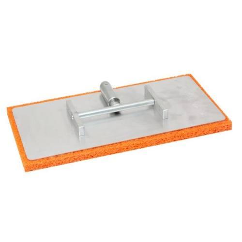 Hladítko hliníkové kĺbové s hubou gumovou, 200 x 400 x 20 mm