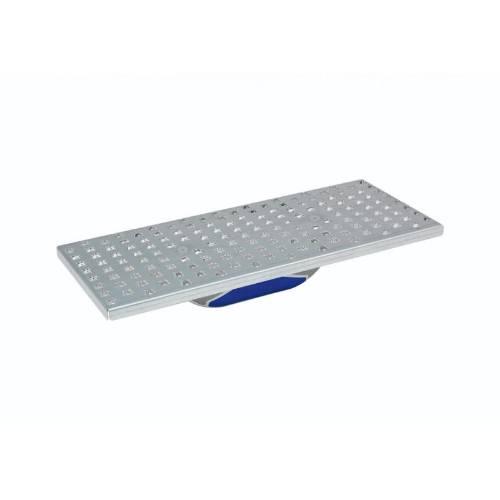 Strúhadlo na polystyrén, 360 x 160 mm, dierované, ruk.BM