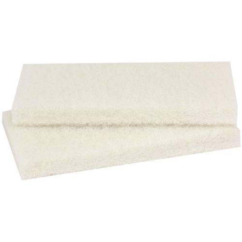 Vláknina textilné biela pre 0360, 120 x 250 mm, 2 ks