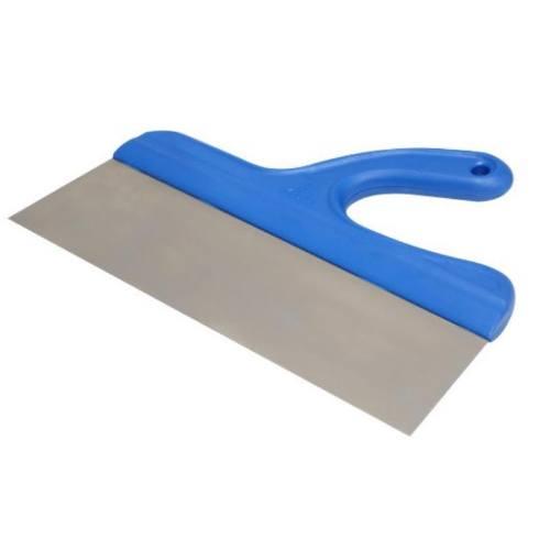 Špachtľa nerez nízka, 350 x 40 mm, plastová rukoväť