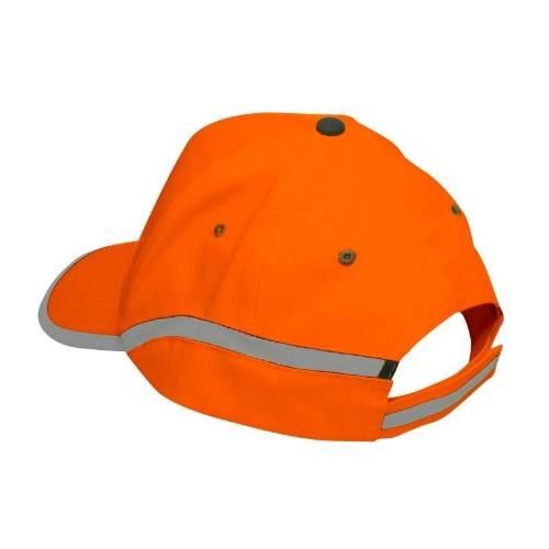 Čiapky baseballová univerzálne, oranžová, L1010100
