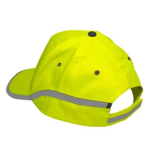Čiapky baseballová univerzálne, žltá, L1010200