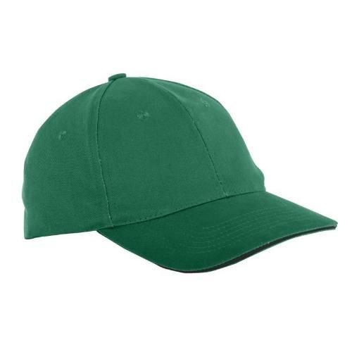Čiapka baseballová univerzálny L1816300, zelená, LAHTI PRO