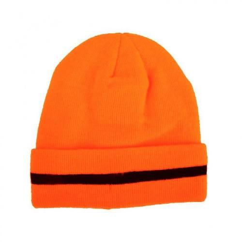 Čiapky priadzový L1938100, oranžová, LAHTI PRO
