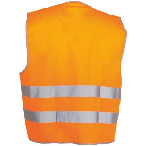 Vesta reflexná, oranžová, 2XL, LAHTI PRO