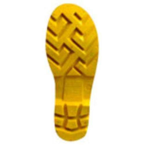 Gumáky pánske PVC, podšívka, veľkosť 41, LAHTI PRO