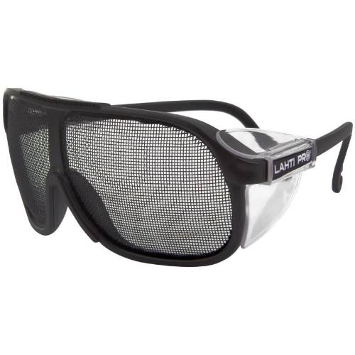 Okuliare ochranné, so sieťovinou